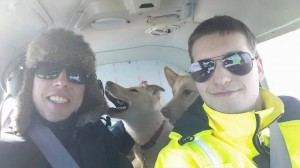 JS + Ami Pilots N Paws